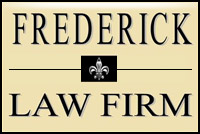 Frederick Law Firm logo
